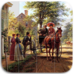 19th Century Paintings Tile Puzzle 1.14 APK (MOD, Unlimited Money)