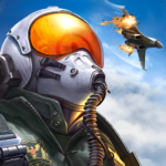 Air Combat OL: Team Match  APK (MOD, Unlimited Money)