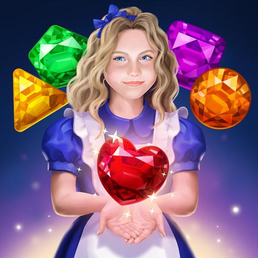 Alice in Puzzleland  APK (MOD, Unlimited Money) 2.4.1