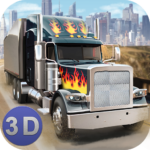 American Truck Driving 3D  APK (MOD, Unlimited Money)