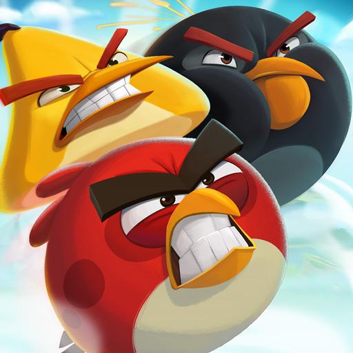 Angry Birds 2  2.50.0 APK (MOD, Unlimited Money)