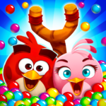 Angry Birds POP Bubble Shooter  3.92.2 APK (MOD, Unlimited Money)
