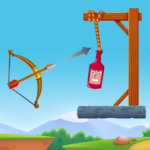 Archery Bottle Shoot 1.2.5 APK (MOD, Unlimited Money)