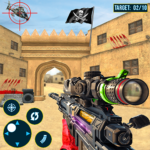 Army Counter Terrorist Sniper Shooter 2.1  APK (MOD, Unlimited Money)