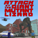 Attack of the Giant Mutant Lizard 0.7.4 APK (MOD, Unlimited Money)