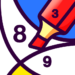 BATIQ 🎨 Coloring book by number   Color Therapy 1.5.1.0 APK (MOD, Unlimited Money)