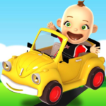 Baby Car Fun 3D – Racing Game 210108 APK (MOD, Unlimited Money)