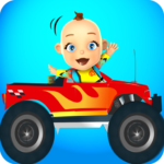 Baby Monster Truck Game – Cars by Kaufcom 11  APK (MOD, Unlimited Money)