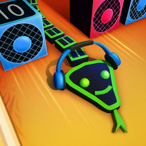 Beat Snakes – 3D Snake VS Block Music Games  APK (MOD, Unlimited Money) 1.1.8
