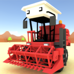 Blocky Farm Racing & Simulator – free driving game  APK (MOD, Unlimited Money) 1.32