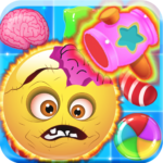 Brain Games – Brain Crush Sam and Cat fans  1.24 APK (MOD, Unlimited Money)