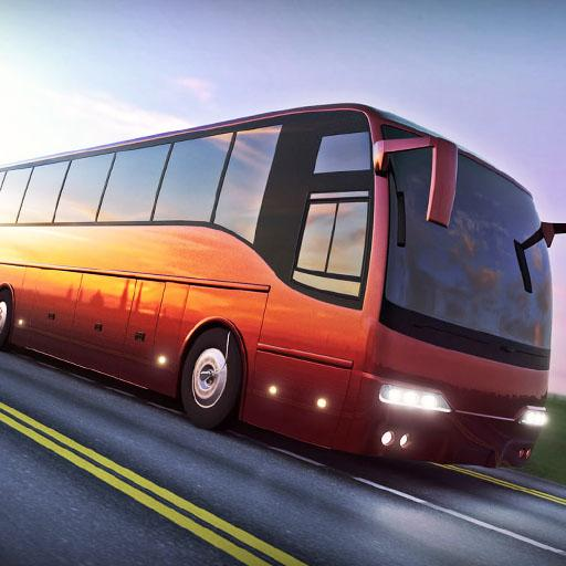 Bus Simulator Game 3D:Tourist Indonesia Heavy Bus  APK (MOD, Unlimited Money ) 1.6
