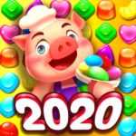 Candy Blast Mania Match 3 Puzzle Game  1.4.9 APK (MOD, Unlimited Money)