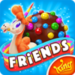 Candy Crush Friends Saga 1.37.4 APK (MOD, Unlimited Money)
