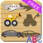 Cars and Vehicles Puzzles for Toddlers 3.8 APK (MOD, Unlimited Money)