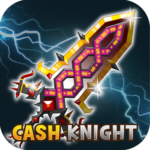 Cash Knight – Finding my manager ( Idle RPG )  APK (MOD, Unlimited Money) 1.204