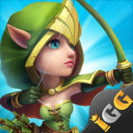 Castle Clash Korkusuz Takımlar  APK (MOD, Unlimited Money) 1.7.2