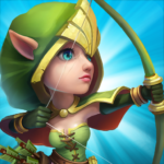 Castle Clash: Squadre Valorose  APK (MOD, Unlimited Money  1.7.4
