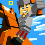 Castle Crafter – World Craft 5.5 APK (MOD, Unlimited Money)