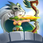 Castle Defender: Hero Shooter – Idle Defense TD 1.4.6.1  APK (MOD, Unlimited Money)