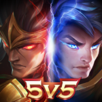 Champions Legion | 5v5 MOBA  APK (MOD, Unlimited Money) 1.12.0