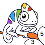Chamy – Color by Number 5.5.4 APK (MOD, Unlimited Money)