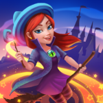 Charms of the Witch: Magic Mystery Match 3 Games 2.27.0 APK (MOD, Unlimited Money)