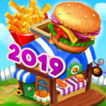 Chef Craze Madness Food Game: Restaurant Cooking 3.6  APK (MOD, Unlimited Money)