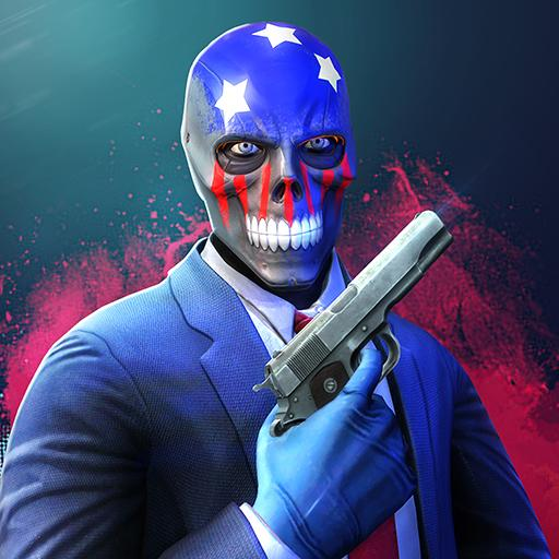 City Gangster Bank Robbery 1.3  APK (MOD, Unlimited Money)
