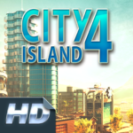 City Island 4- Simulation Town: Expand the Skyline  APK (MOD, Unlimited Money) 3.0.0