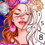 Coloring: Color by Number & Coloring Book 1.2.3 APK (MOD, Unlimited Money)