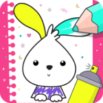 Coloring games for kids – Learn & painting games 1.1.2 APK (MOD, Unlimited Money)