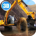 Construction Digger Simulator  APK (MOD, Unlimited Money) 1.02