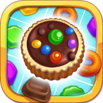 Cookie Mania – Match-3 Sweet Game 2.5.1 APK (MOD, Unlimited Money)