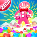Cookie World — Clash of Cookie & Colorful Puzzle  APK (MOD, Unlimited Money) 8.7.3