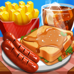 Cooking Cafe Restaurant Girls – Best Cooking Game 2.0.1 APK (MOD, Unlimited Money)