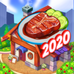 Cooking Crush – Madness Crazy Chef Cooking Games 1.09 APK (MOD, Unlimited Money)