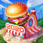 Cooking Frenzy: Madness Crazy Chef Cooking Games  APK (MOD, Unlimited Money) 1.0.37