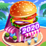 Cooking Marina – fast restaurant cooking games 1.8.06 APK (MOD, Unlimited Money)