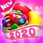 Crazy Candy Bomb – Sweet match 3 game 4.5.6 APK (MOD, Unlimited Money)