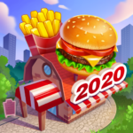 Crazy Chef: Craze Fast Restaurant Cooking Games 1.1.47 APK (MOD, Unlimited Money)