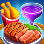 Crazy My Cafe Shop Star – Chef Cooking Games 2020 1.13.8 APK (MOD, Unlimited Money)