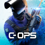 Critical Ops Online Multiplayer FPS Shooting Game  1.23.1.f1326 APK (MOD, Unlimited Money)