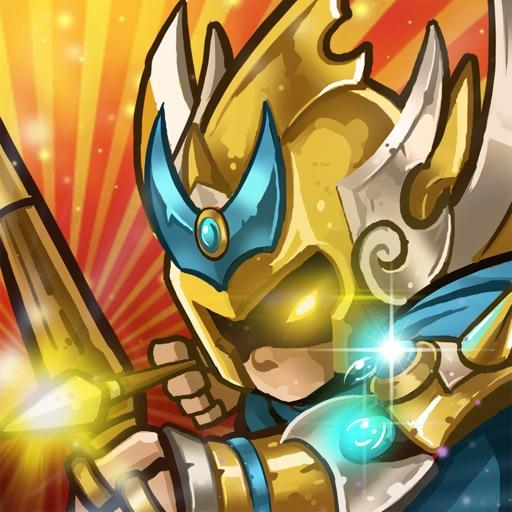 Defense Heroes: Defender War Offline Tower Defense 0.4.5 APK (MOD, Unlimited Money)