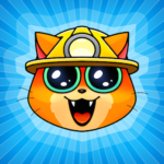 Dig it! – idle cat miner tycoon  APK (MOD, Unlimited Money) 1.39.5