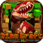 DinoCraft Survive & Craft Pocket Edition 5.0.5 APK (MOD, Unlimited Money)