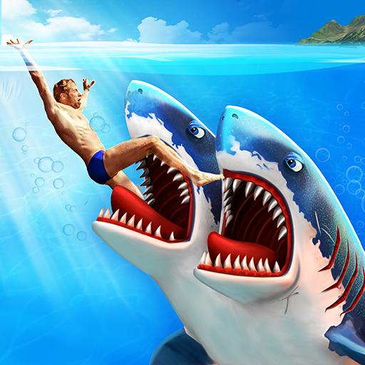 Double Head Shark Attack – 8.8 Multiplayer  APK (MOD, Unlimited Money)
