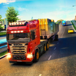 Euro Truck Driving Simulator Transport Truck Games 1.27 APK (MOD, Unlimited Money)