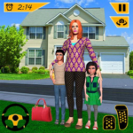 Family Nanny Mom's Helper Mother Simulator 1.10 APK (MOD, Unlimited Money)