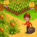 Farm Paradise: Fun farm trade game at lost island  APK (MOD, Unlimited Money) 2.17